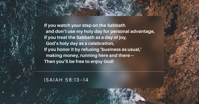 The Secret to Enjoying God image