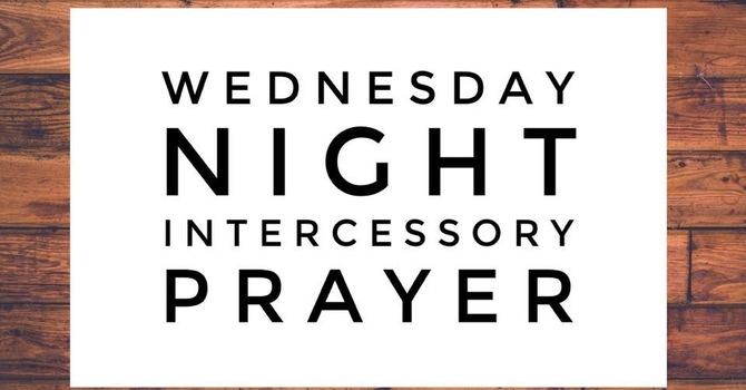 Wednesday Evening Bible & Prayer