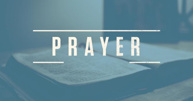 Seniors Prayer Meeting