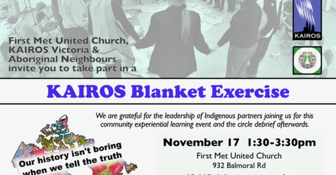 KAIROS Blanket Exercise