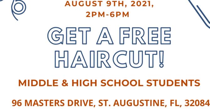 Free Haircuts