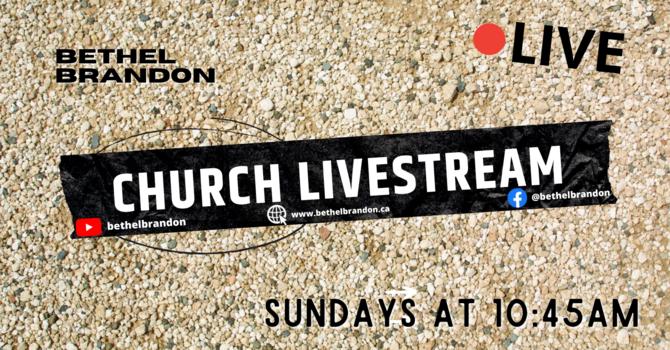 Sunday Livestream