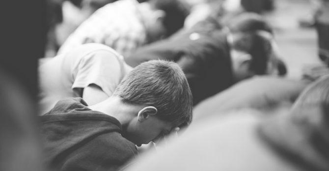 Pre-Gathering Prayer