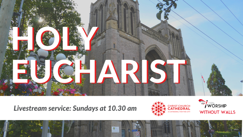 Holy Eucharist, August 29, 2021