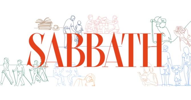 Sabbath For Creation