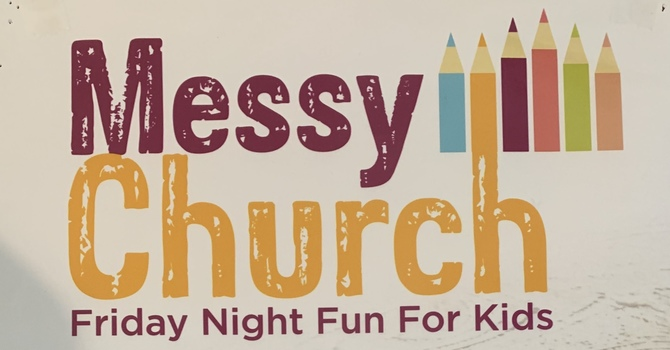 Messy Family Church