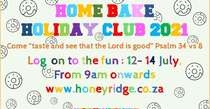 Homebake Holiday Club image