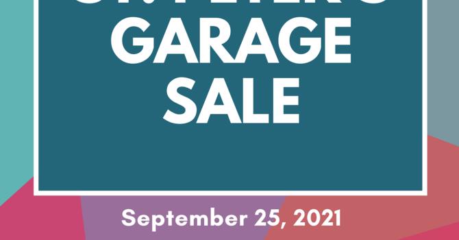 St. Peter's Community Garage Sale