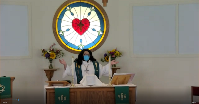 Ninth Sunday in Pentecost