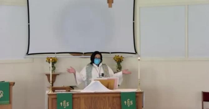 Eighth Sunday in Pentecost