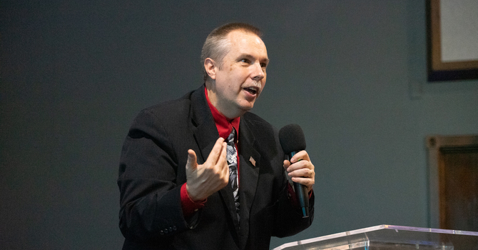 Guest Speaker, Pastor Daryl Boucher