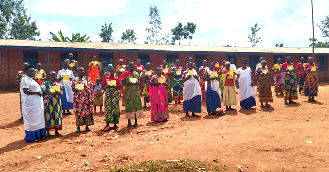 Buye Mother's Union Distributes More Medical Cards to Seniors and Children  image