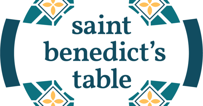 saint benedicts table