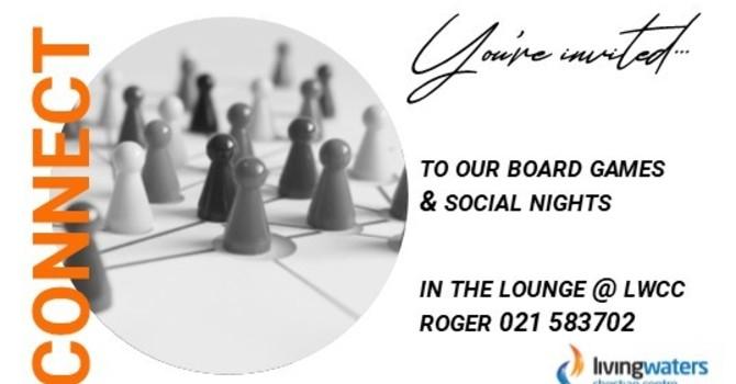 Board Games & Social Night