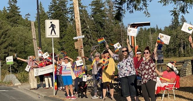 Pride Ride 2021 image