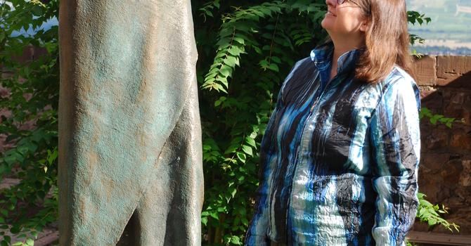 """All Verdant Greening"" - the Most Rev'd Dr. Lynne McNaughton"