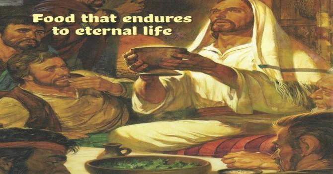 Worship Service Bulletin - Tenth Sunday After Pentecost image