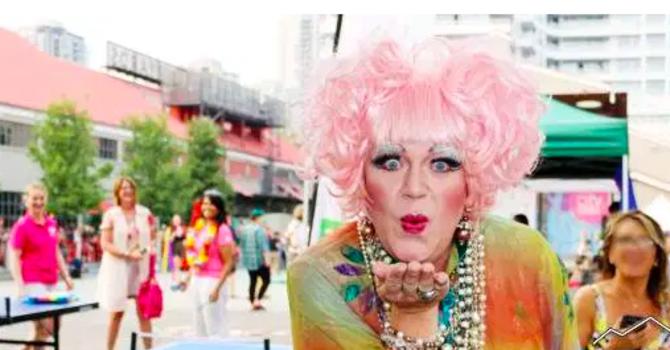 Pride week in North Vancouver