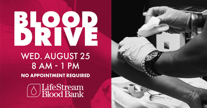 Blood Drive with LifeStream