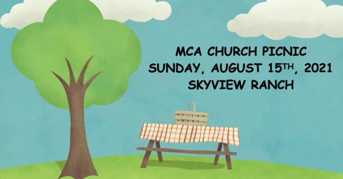 MCA Church Picnic