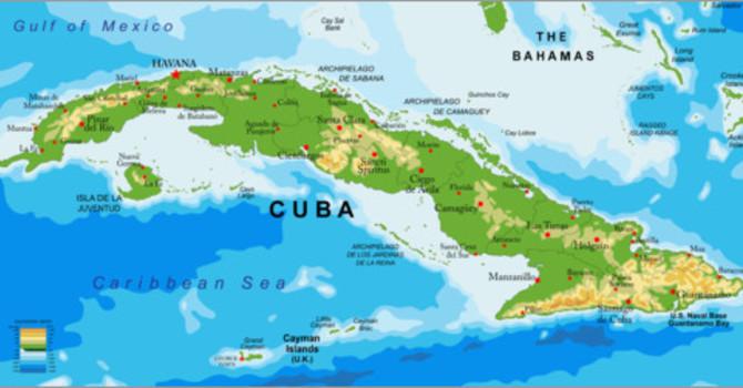 Claudia Fedarko Returns to Cuba!  image