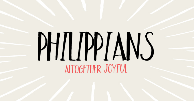 Philippians Teaching Series image
