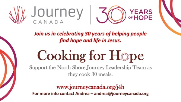 Cooking for Hope