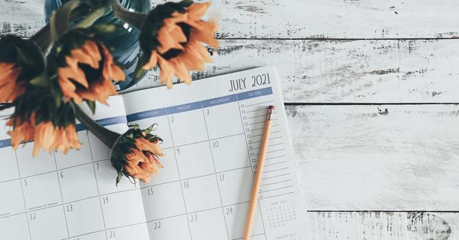 Week of July 29 - Augsut 4, 2021 image