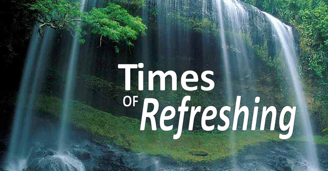 Times of Refreshing image