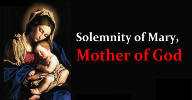Solemnity of Mary & New Year Mass Times