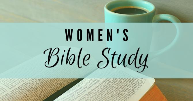 WOMEN'S SUMMER BIBLE STUDY image