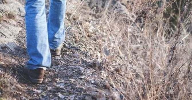 Centering Prayer Walking Meditation