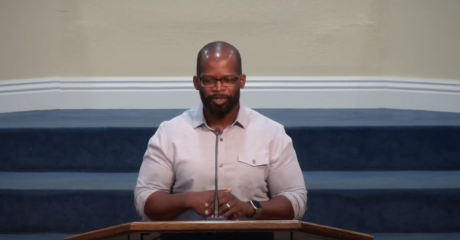 Persevering & Protecting the Priceless | July 25, 2021 | 8 A.M. | Rev. Singley