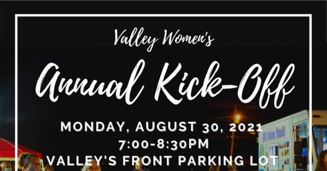 Valley Women's Annual Kickoff