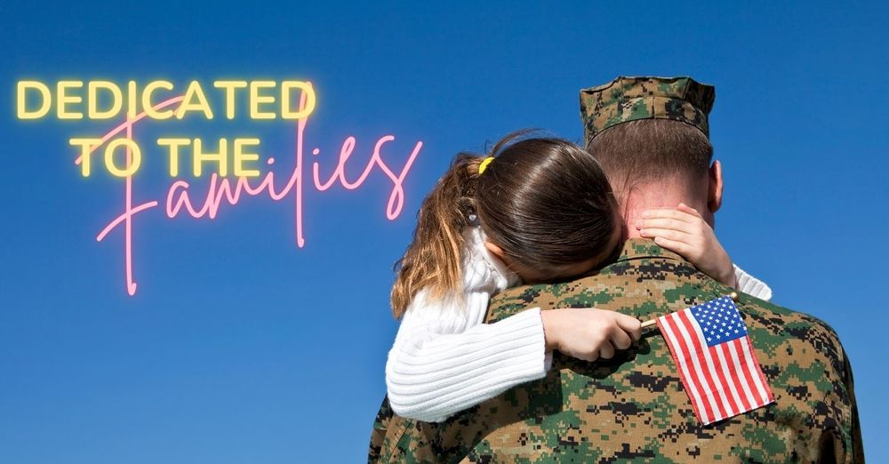 Pray for Military Families Right Now