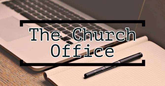The Church Office - Ep. 4  |  Foosball image