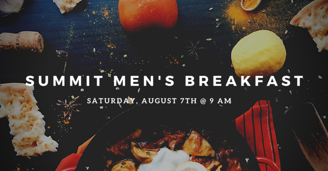 Summit Men's Breakfast
