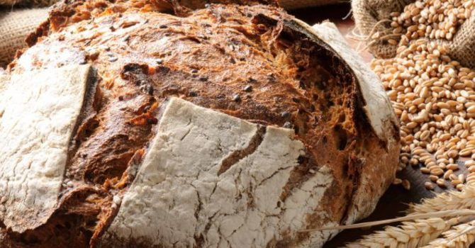 Jesus, the Bread of Life image