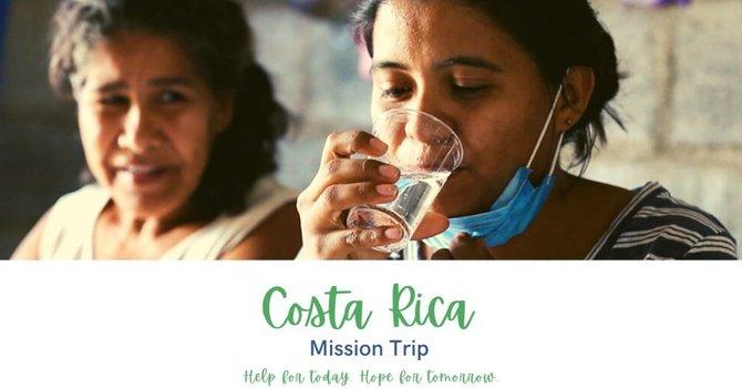 Costa Rica Mission image