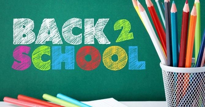 School Give Back image