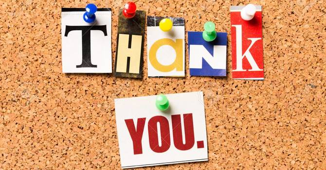 Thank You from Pettiford Family image