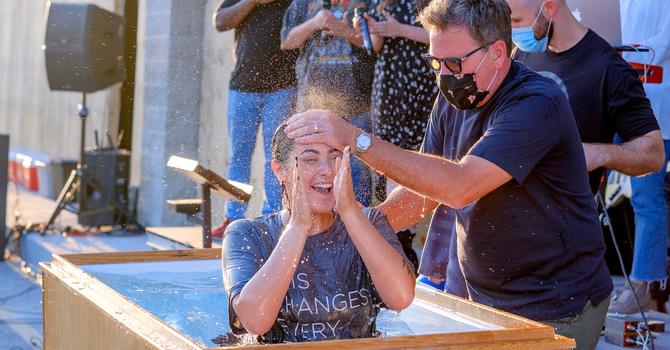 Get Baptized