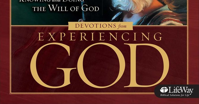 05 - Experiencing God