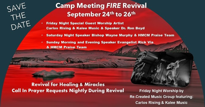 Camp Meeting FIRE Revival