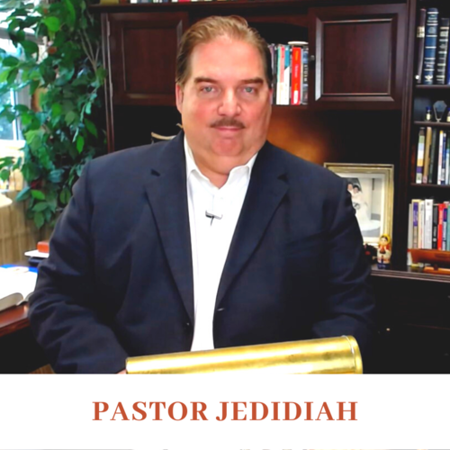 Pastor Jedidiah Gaines