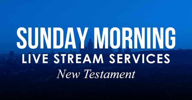 Sunday Morning Live Stream Services