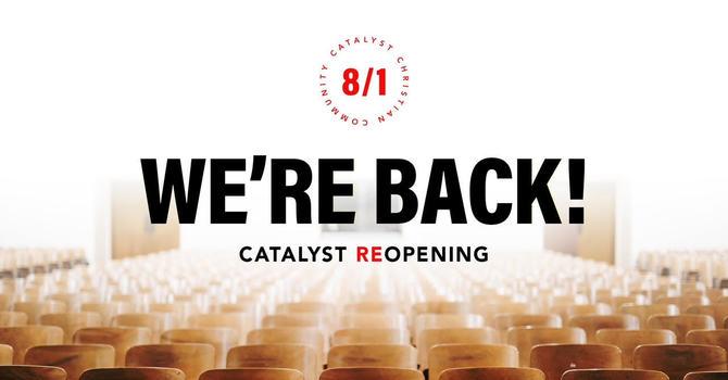 Catalyst Sunday Service 8.1.2021