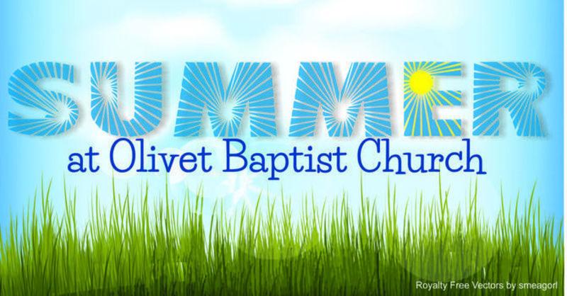 Olivet Worship August 1st