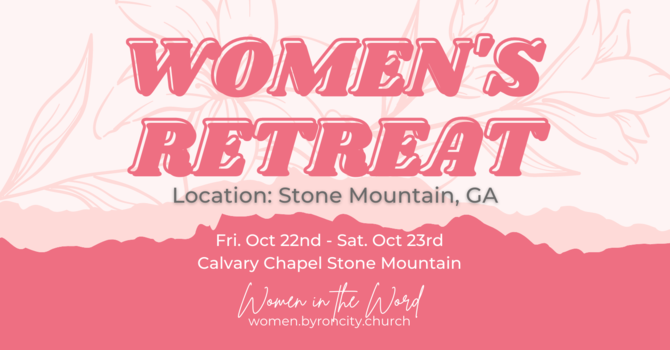 Women's Conference & Retreat