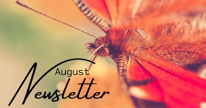 August Newsletter image
